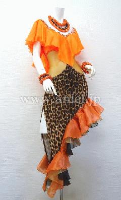 08e515ff771e3 社交ダンスドレス(衣装)のドレスネットアニエル