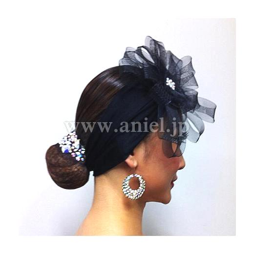 8269f1d9c9f93 社交ダンスドレス(衣装)のドレスネットアニエル   L3965・ゼブラ柄 カラフル